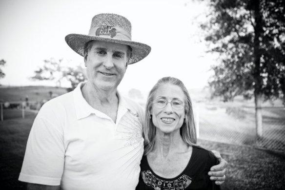 David & Lynn Parrish