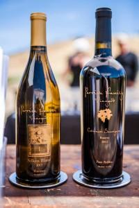 2013 Silken Blanc and 2012 Reserve Cabernet Sauvignon